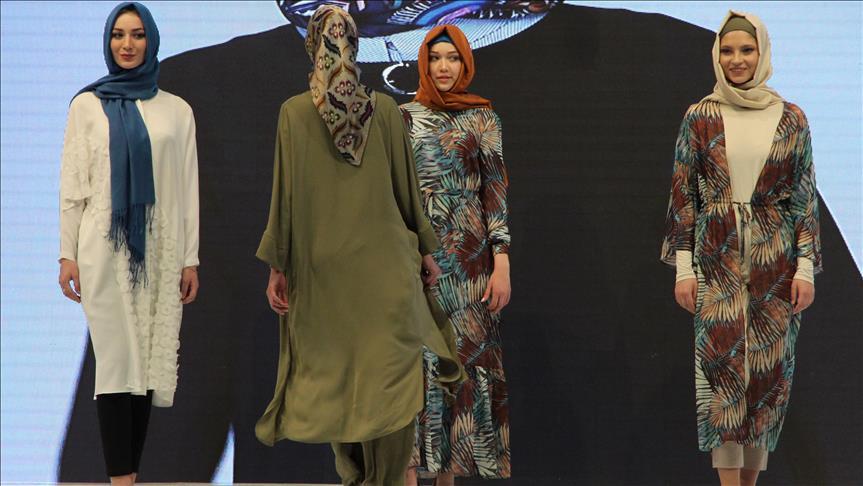 Tataristanda 9. Uluslararası İslami Giysiler Festivali