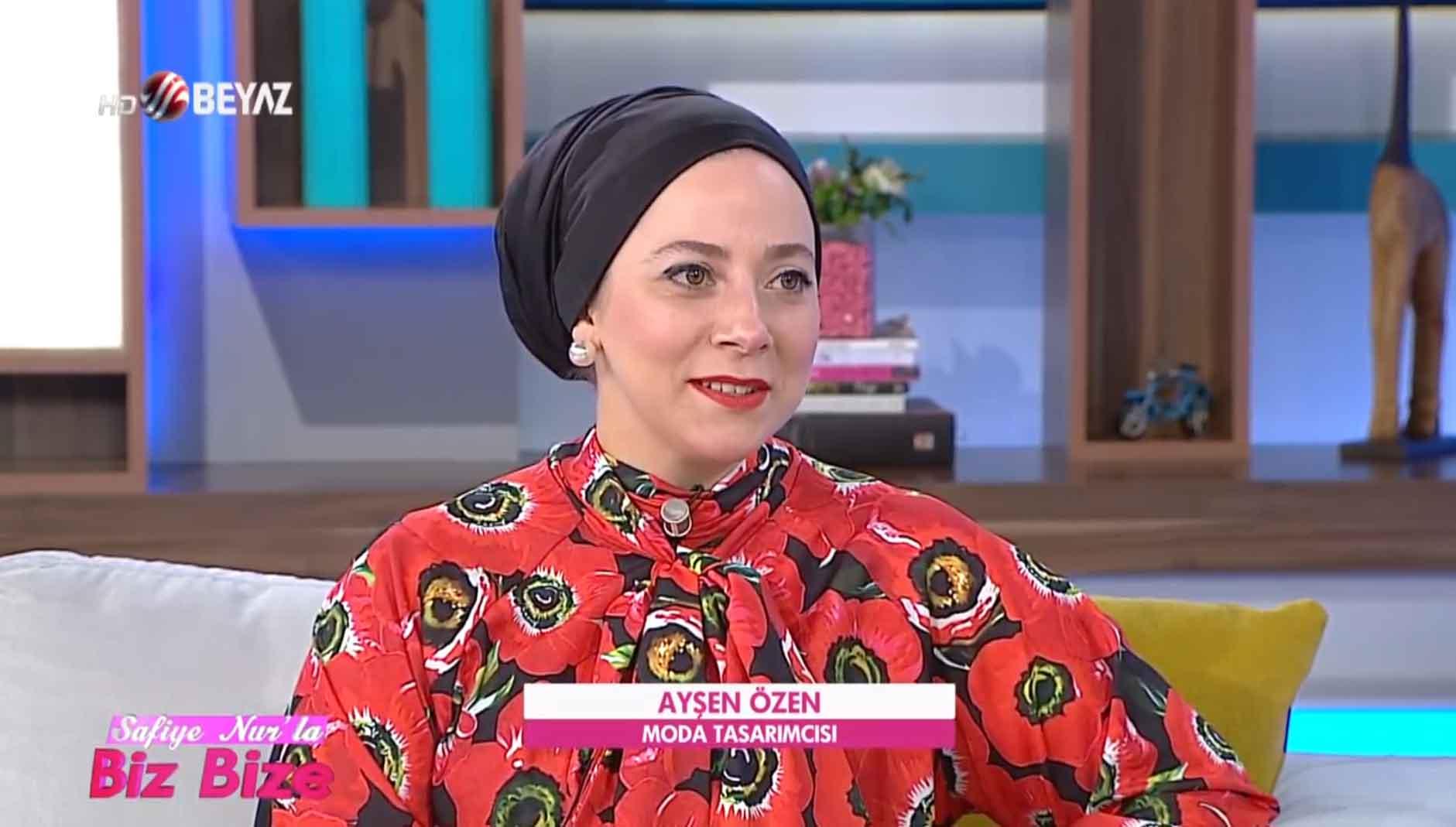 Safiye Nur'la Biz Bize Programından
